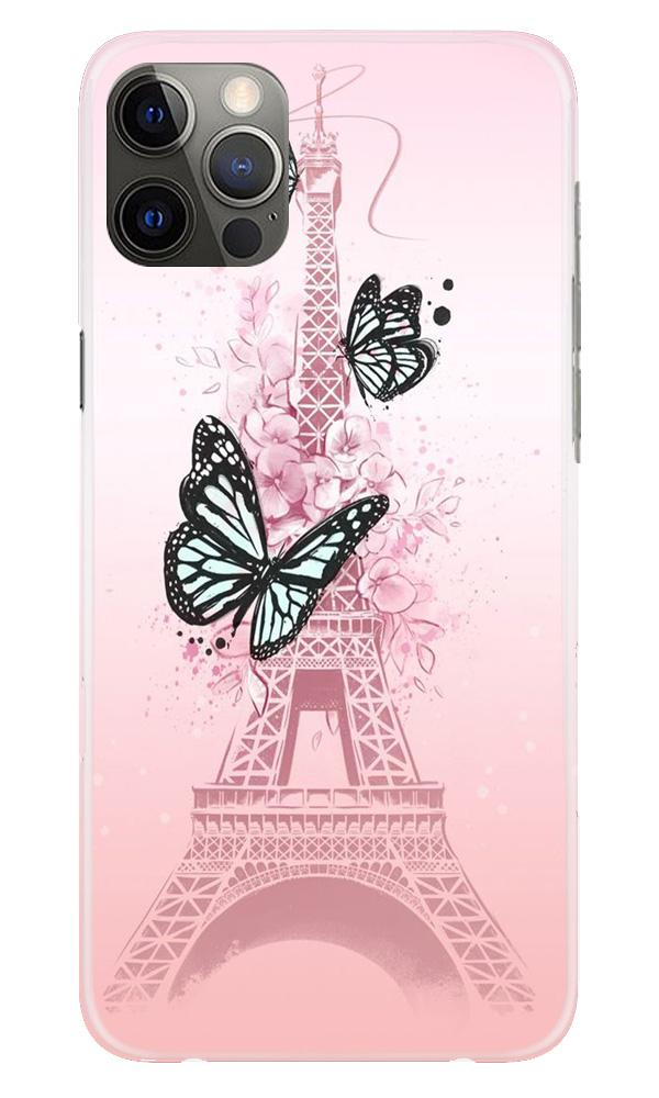Eiffel Tower Case for iPhone 12 Pro Max (Design No. 211)