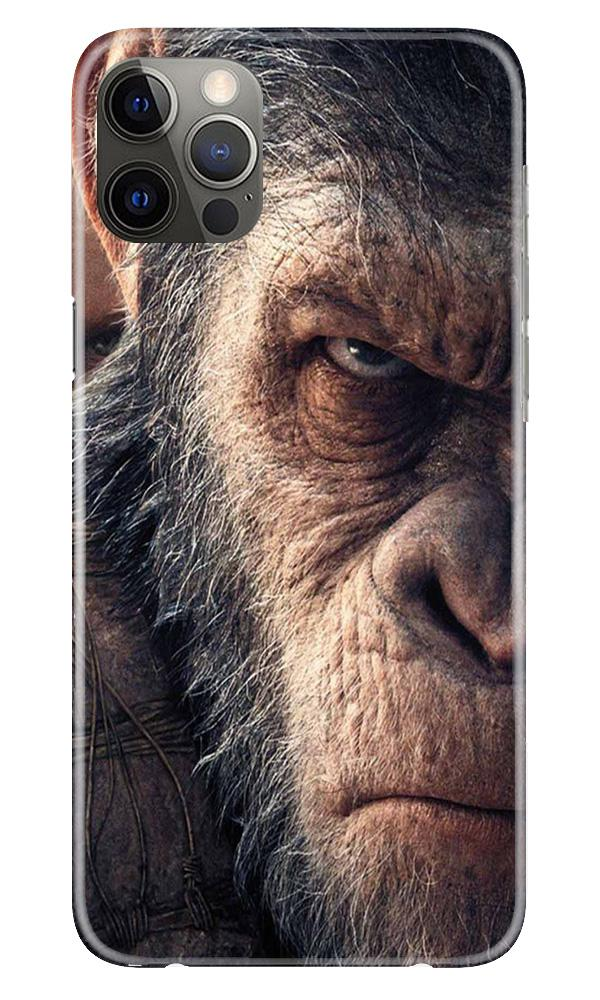 Angry Ape Mobile Back Case for iPhone 12 Pro Max (Design - 316)