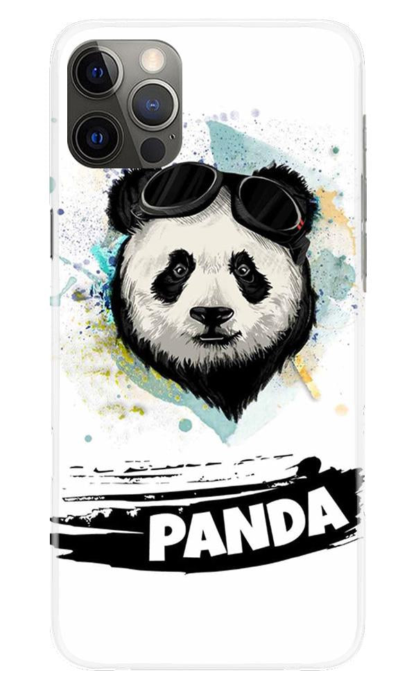 Panda Mobile Back Case for iPhone 12 Pro Max (Design - 319)