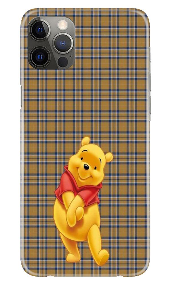 Pooh Mobile Back Case for iPhone 12 Pro Max (Design - 321)