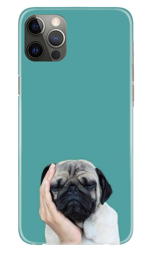 Puppy Mobile Back Case for iPhone 12 Pro Max (Design - 333)