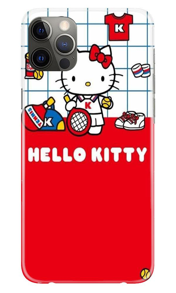 Hello Kitty Mobile Back Case for iPhone 12 Pro Max (Design - 363)