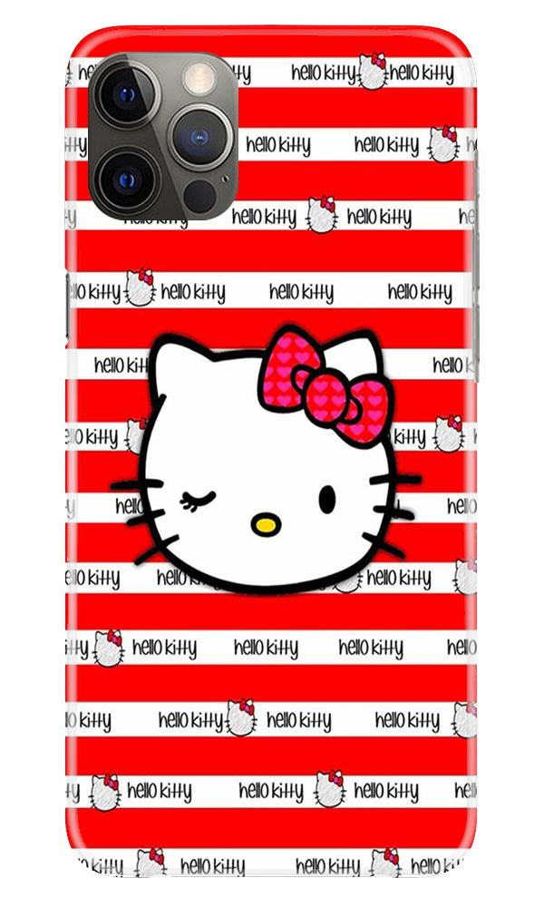 Hello Kitty Mobile Back Case for iPhone 12 Pro Max (Design - 364)