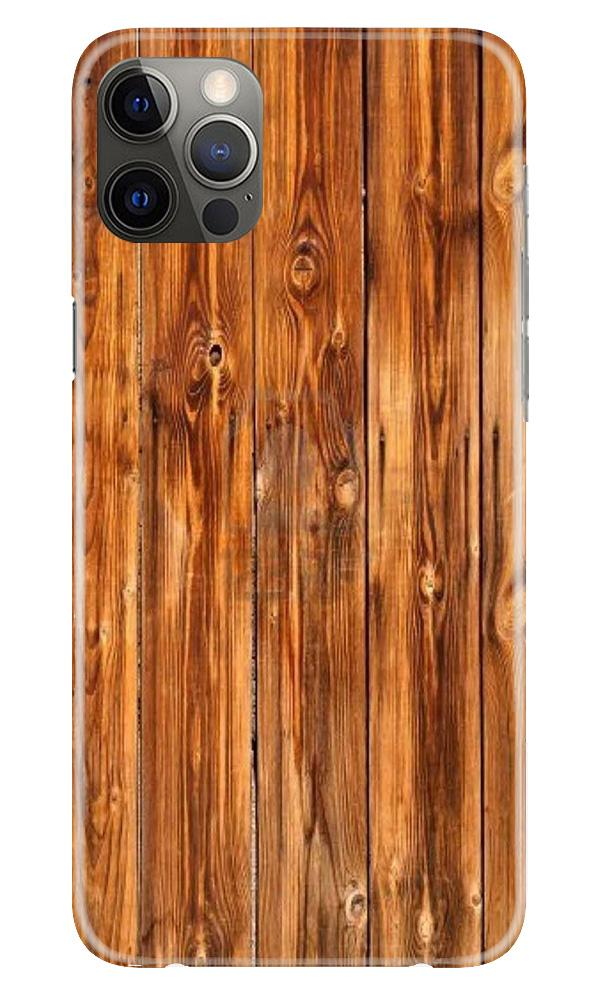 Wooden Texture Mobile Back Case for iPhone 12 Pro Max (Design - 376)