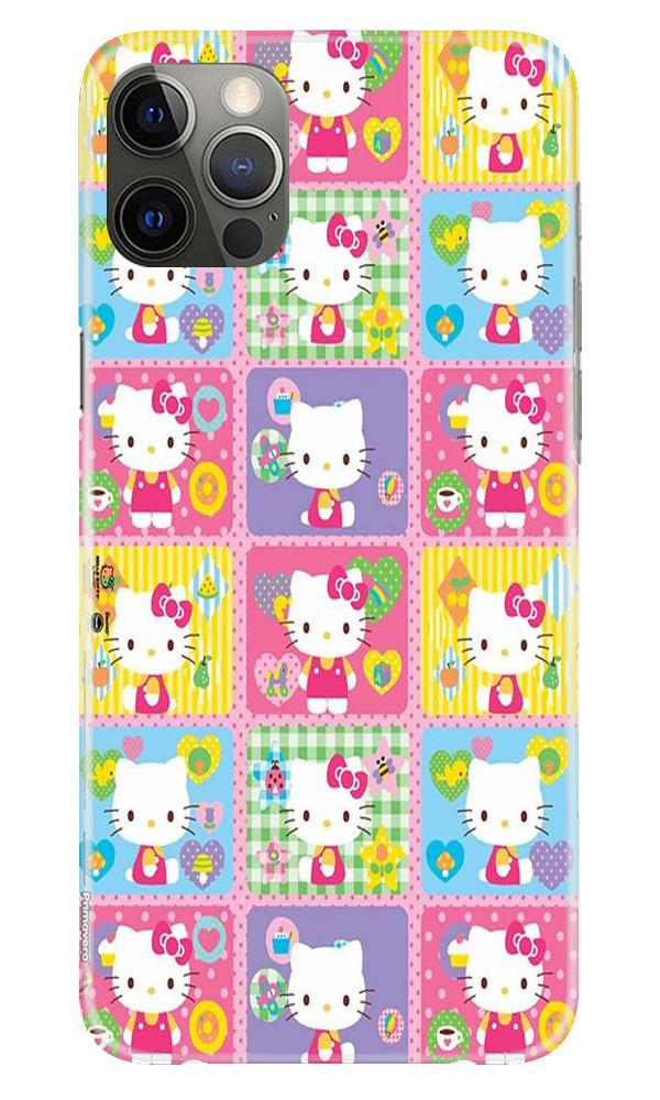 Kitty Mobile Back Case for iPhone 12 Pro Max (Design - 400)