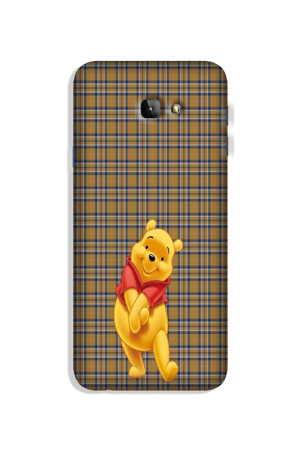 Pooh Mobile Back Case for Galaxy J4 Plus (Design - 321)