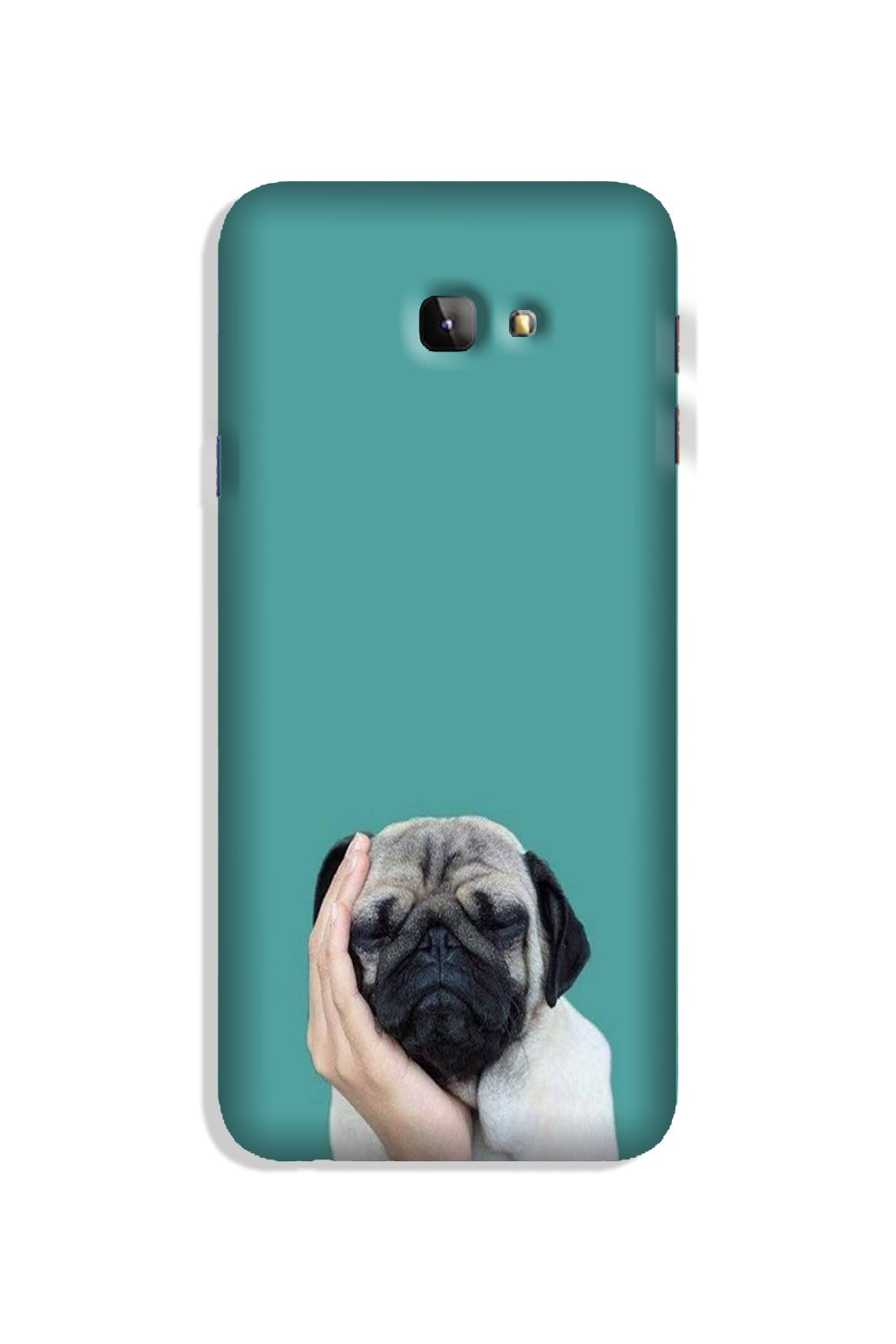 Puppy Mobile Back Case for Galaxy J4 Plus (Design - 333)