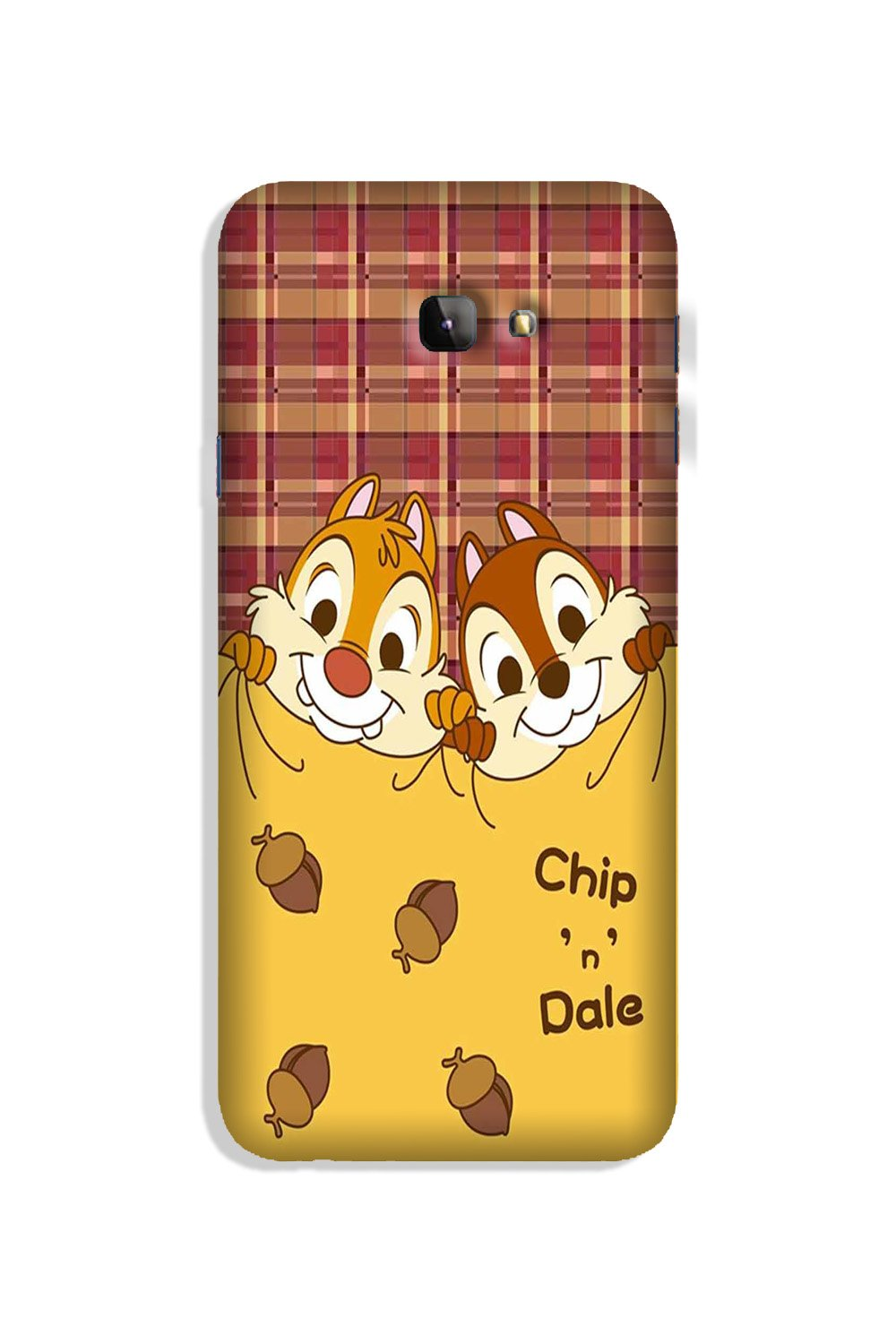 Chip n Dale Mobile Back Case for Galaxy J4 Plus (Design - 342)