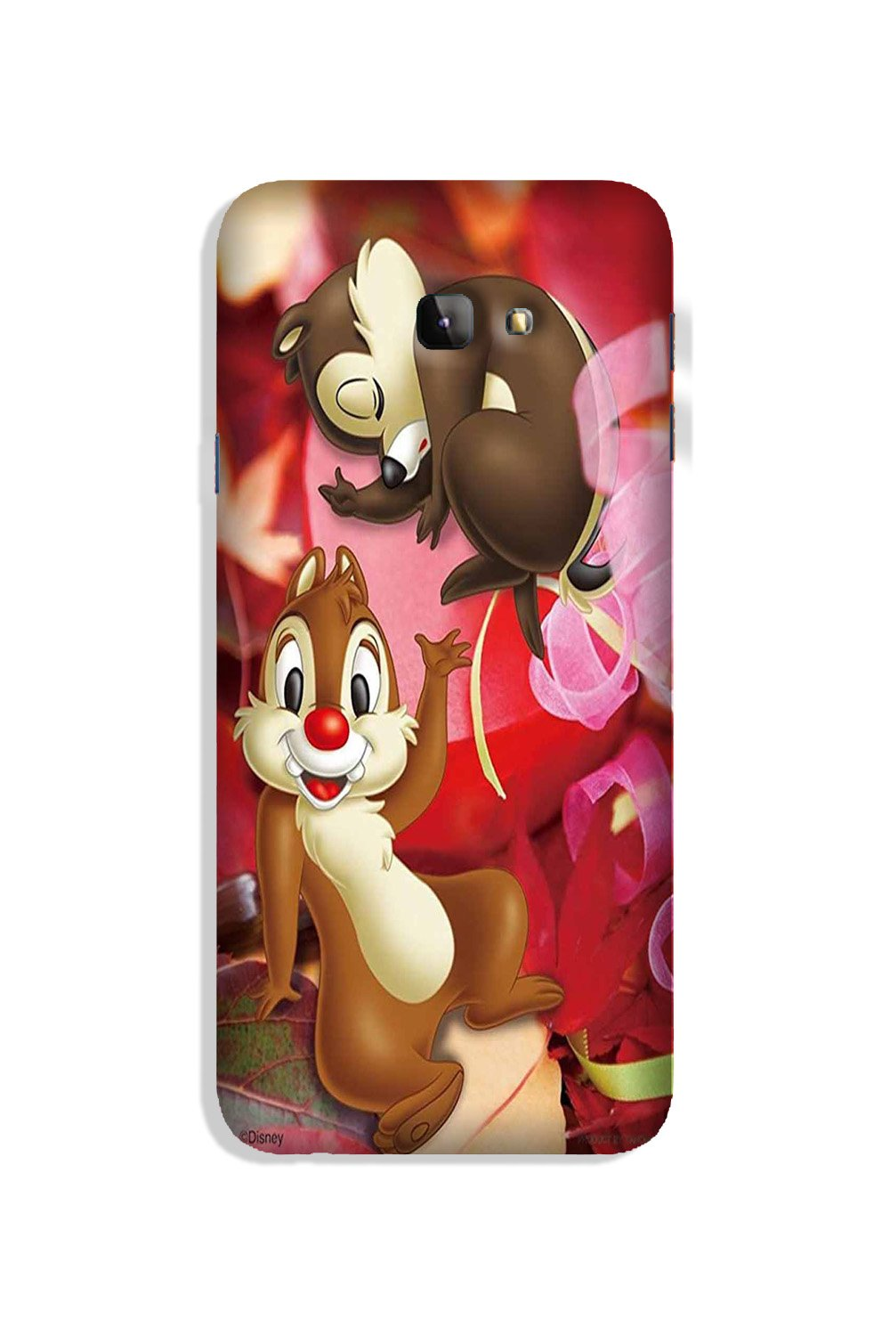 Chip n Dale Mobile Back Case for Galaxy J4 Plus (Design - 349)