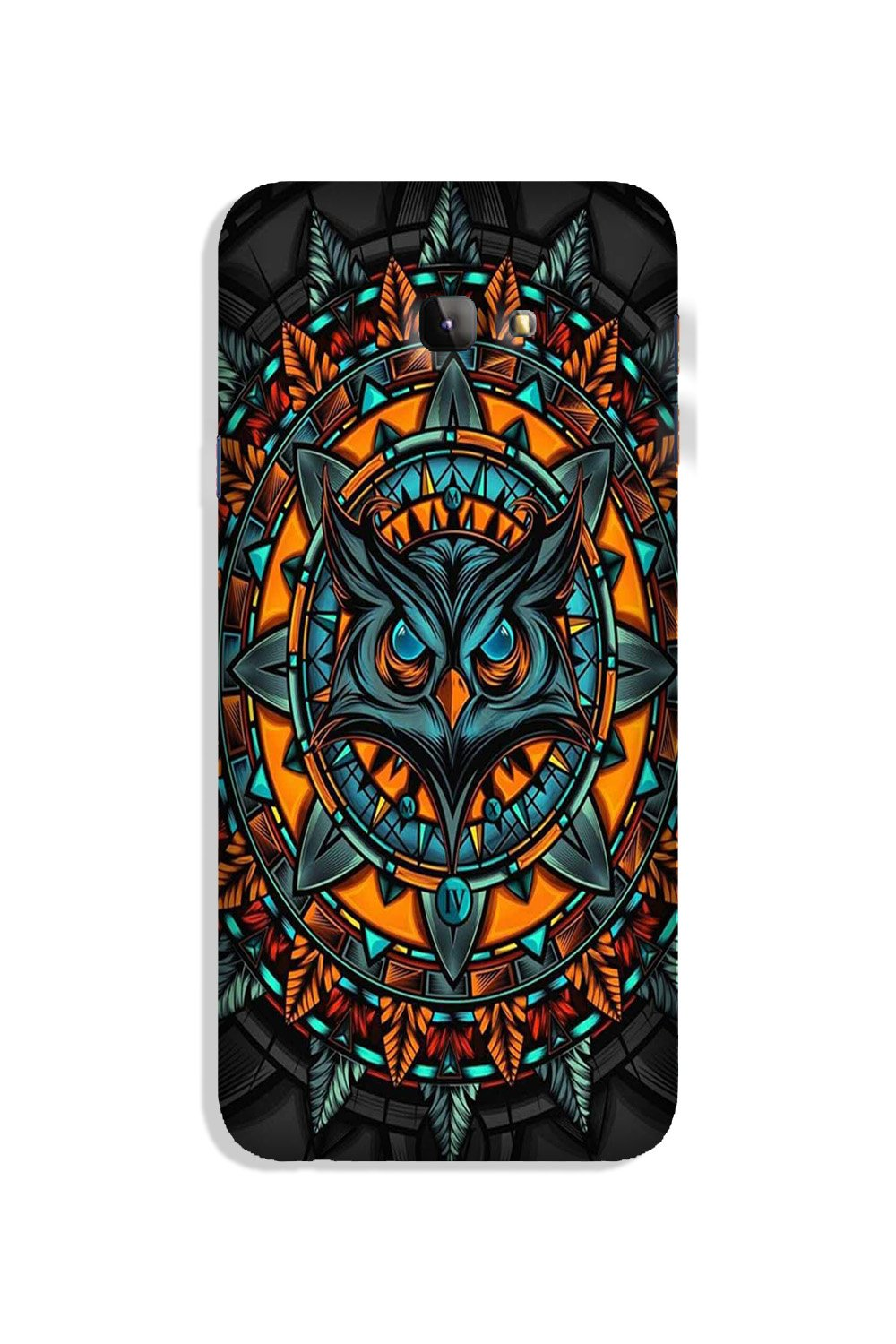 Owl Mobile Back Case for Galaxy J4 Plus (Design - 360)