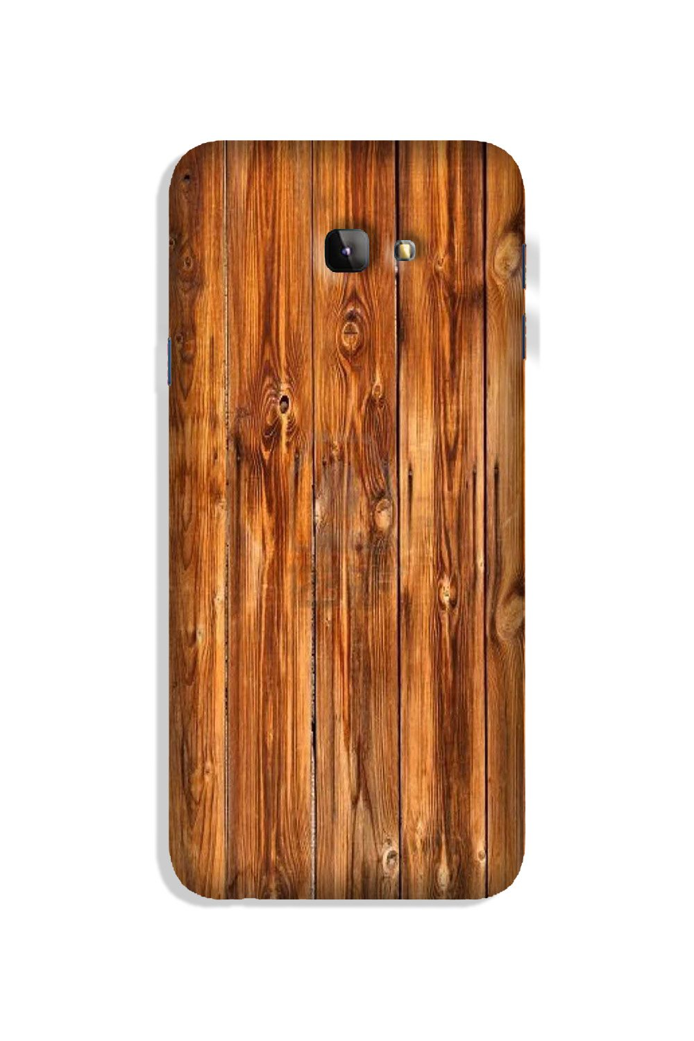 Wooden Texture Mobile Back Case for Galaxy J4 Plus (Design - 376)
