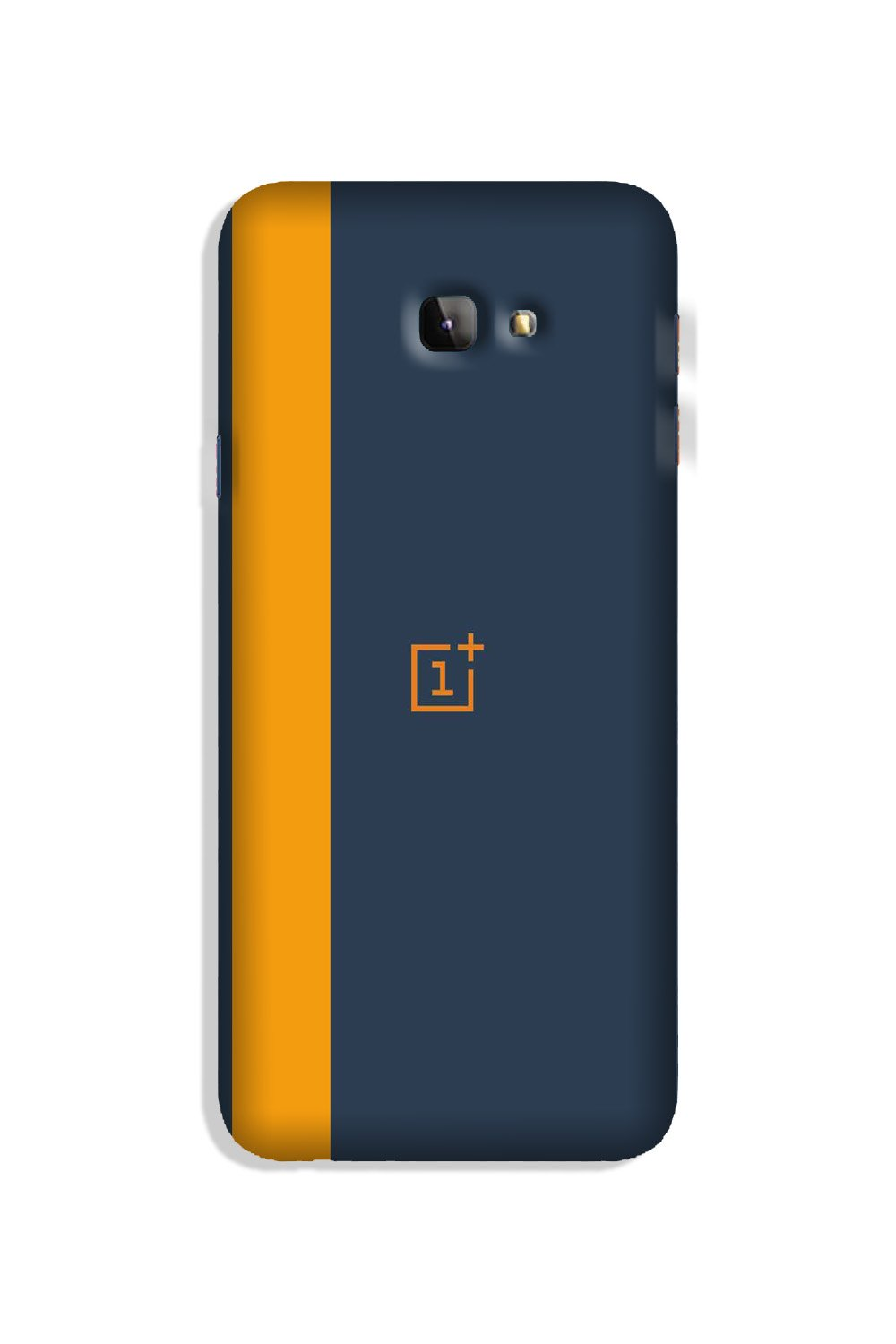Oneplus Logo Mobile Back Case for Galaxy J4 Plus (Design - 395)