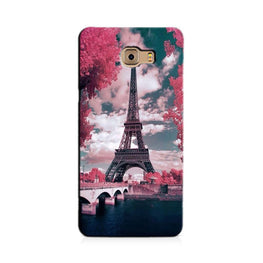 Eiffel Tower Case for Galaxy J5 Prime  (Design - 101)