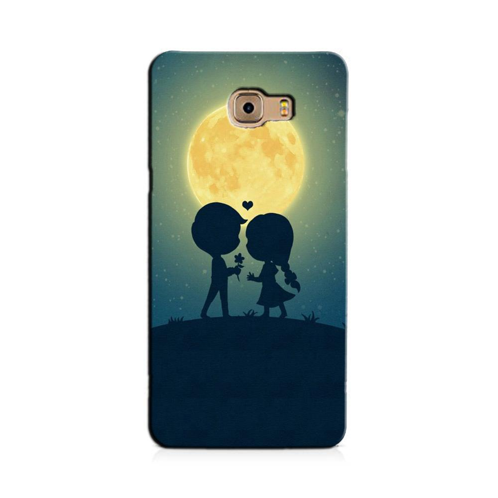 Love Couple Case for Galaxy J7 Prime  (Design - 109)