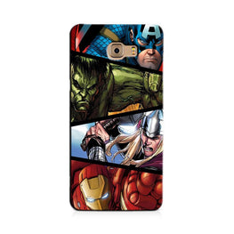 Avengers Superhero Case for Galaxy J5 Prime  (Design - 124)
