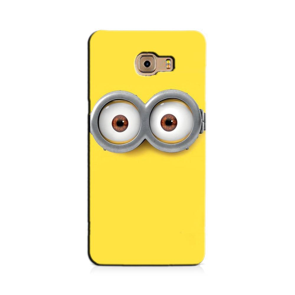 Minions Case for Galaxy J7 Prime  (Design - 128)