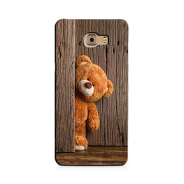 Cute Beer Case for Galaxy J7 Prime  (Design - 129)