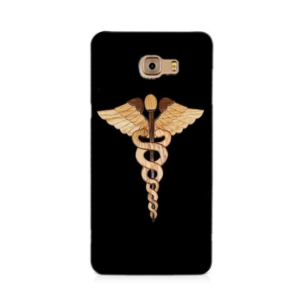 Doctor Logo Case for Galaxy J7 Prime  (Design - 134)