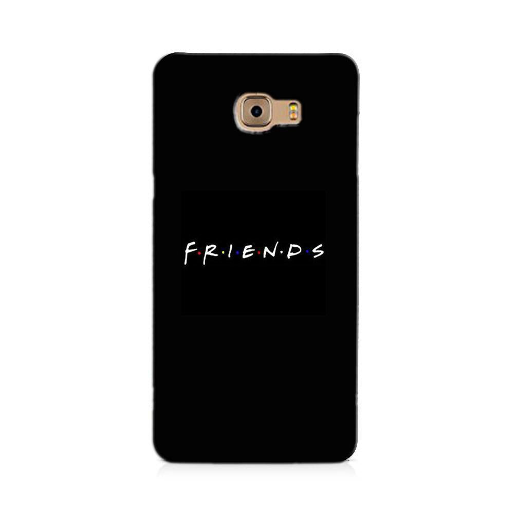 Friends Case for Galaxy J7 Prime  (Design - 143)