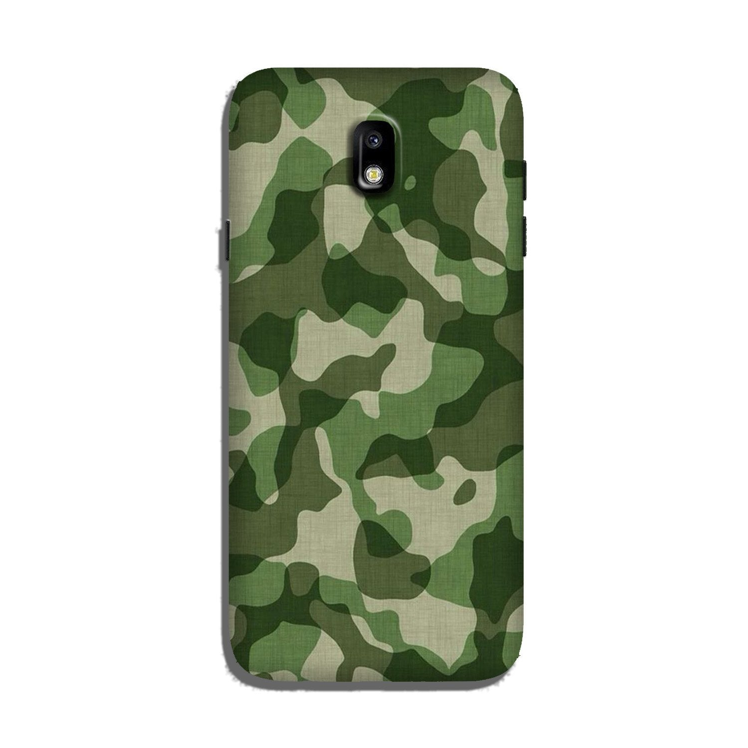 Army Camouflage Case for Galaxy J5 Pro  (Design - 106)