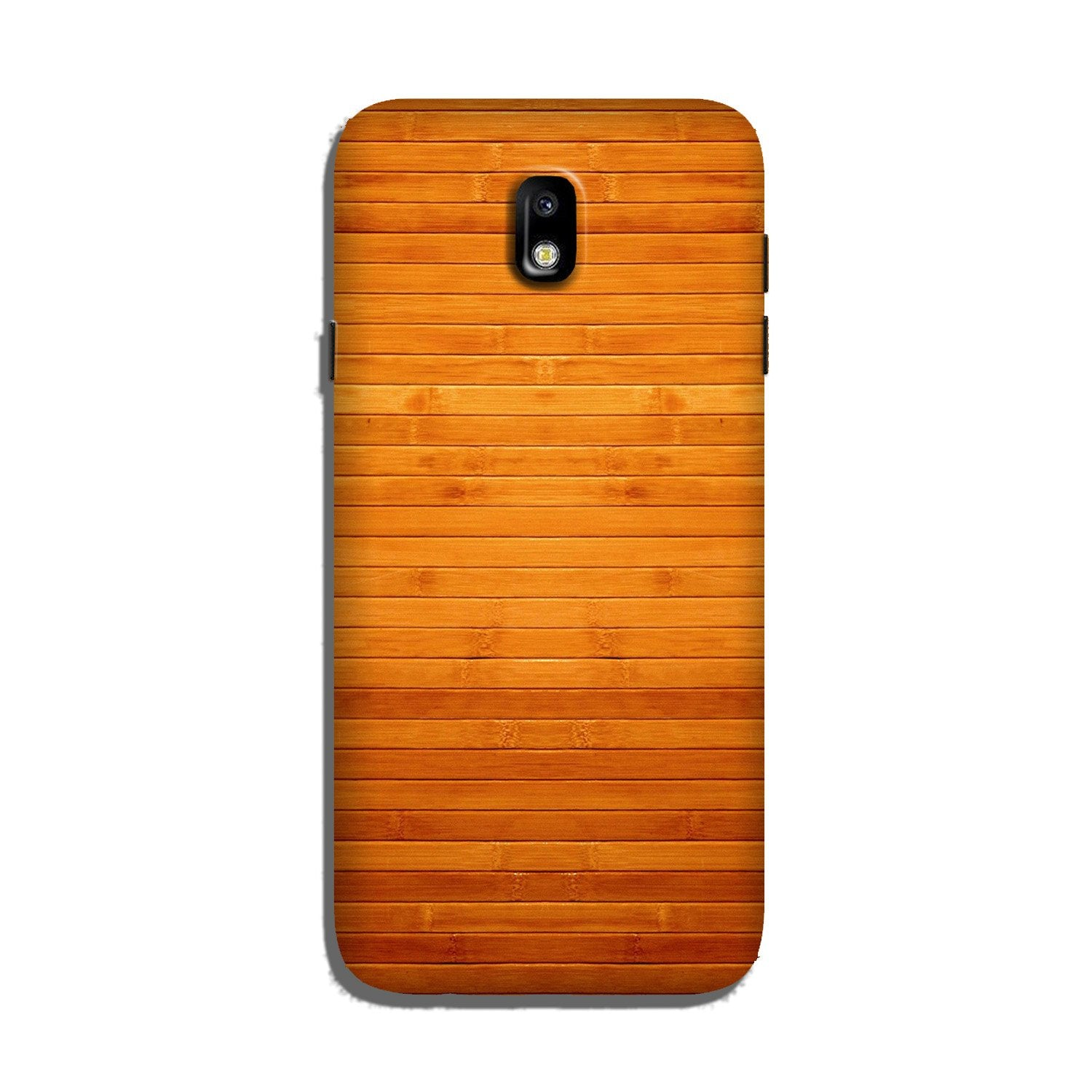 Wooden Look Case for Galaxy J7 Pro  (Design - 111)