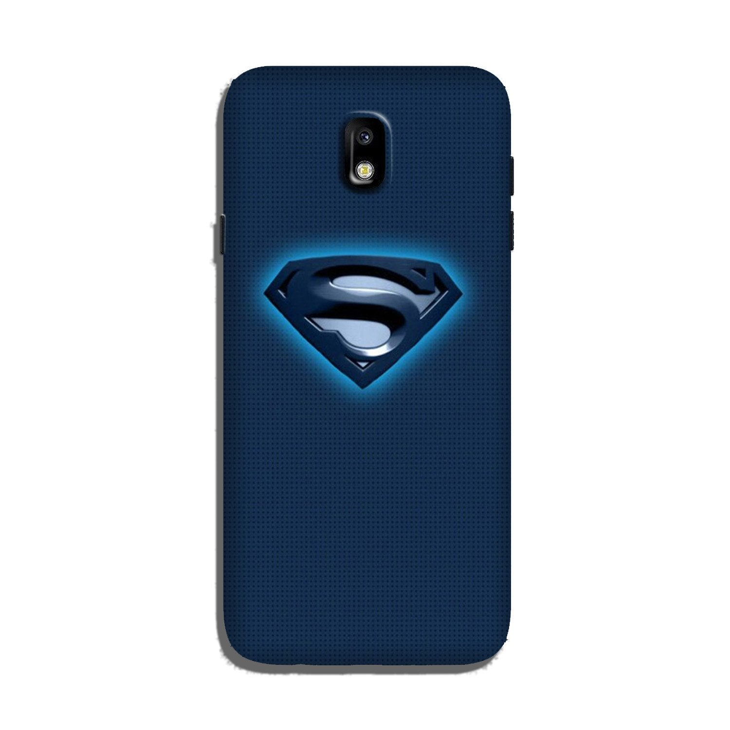 Superman Superhero Case for Galaxy J7 Pro  (Design - 117)