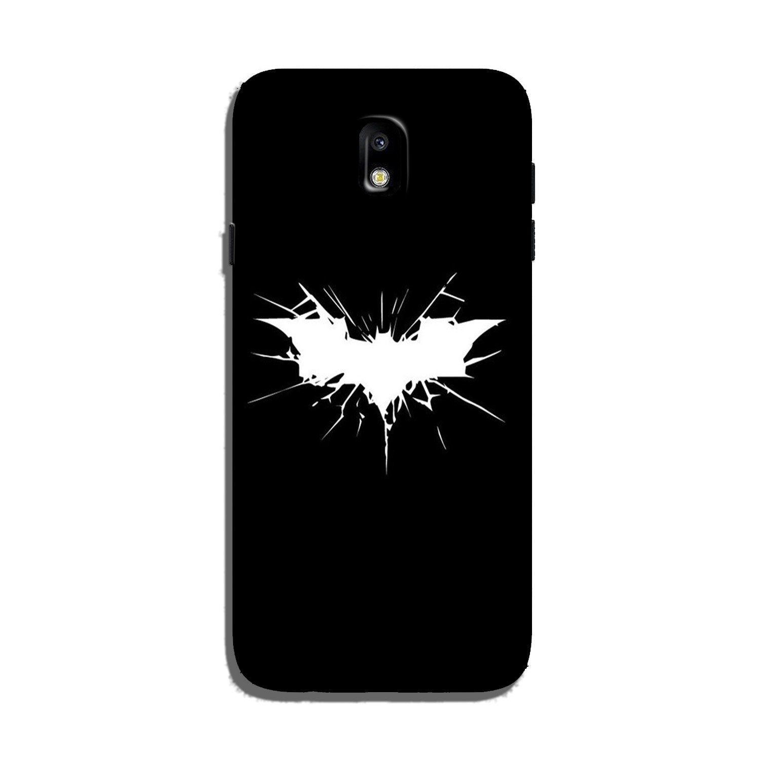 Batman Superhero Case for Galaxy J7 Pro  (Design - 119)