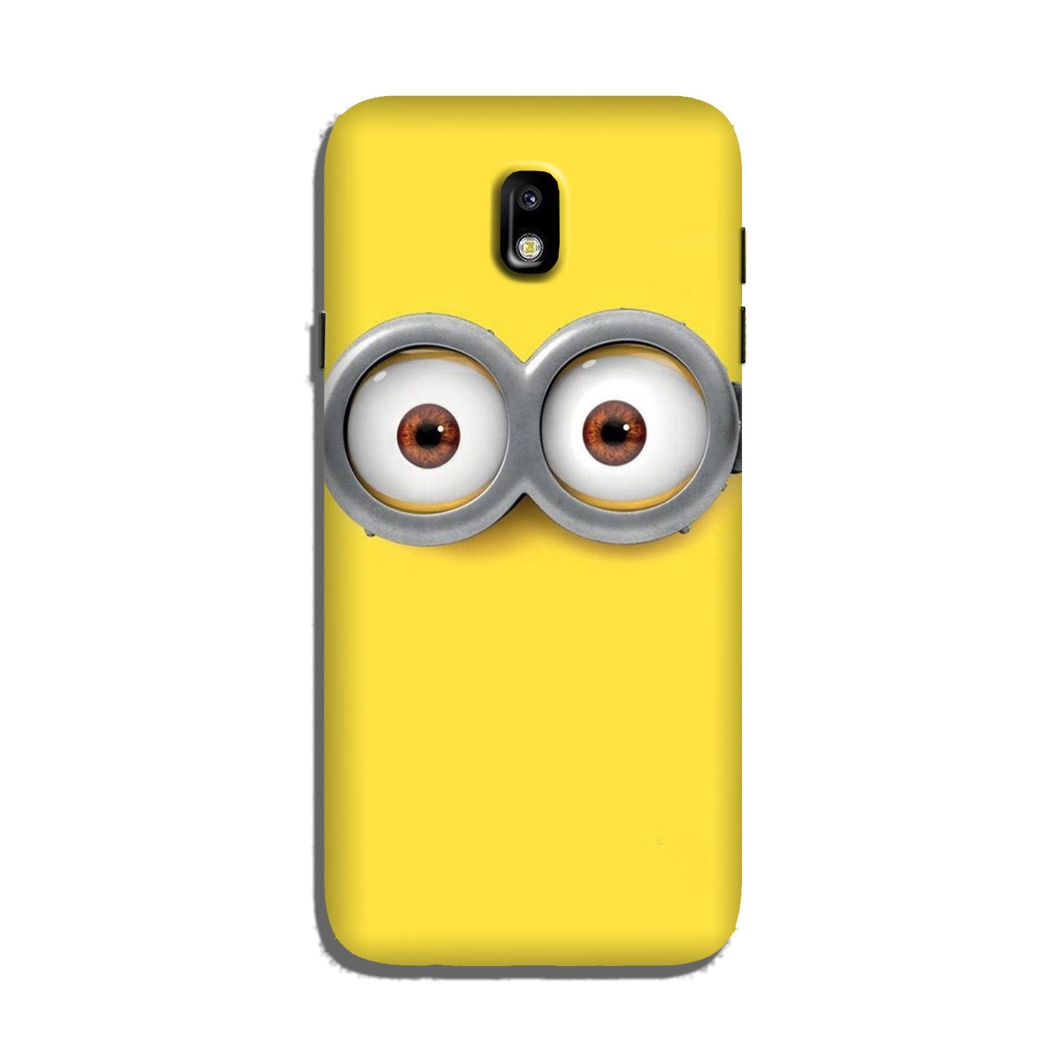 Minions Case for Galaxy J7 Pro  (Design - 128)
