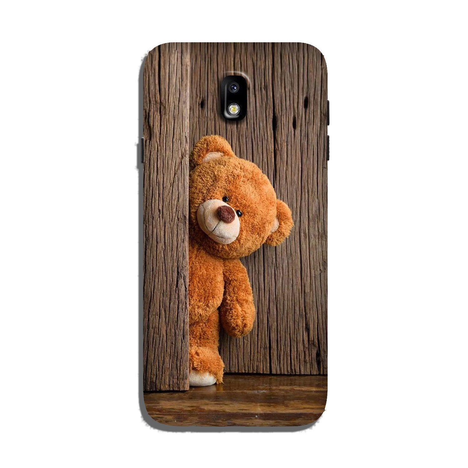 Cute Beer Case for Galaxy J7 Pro  (Design - 129)