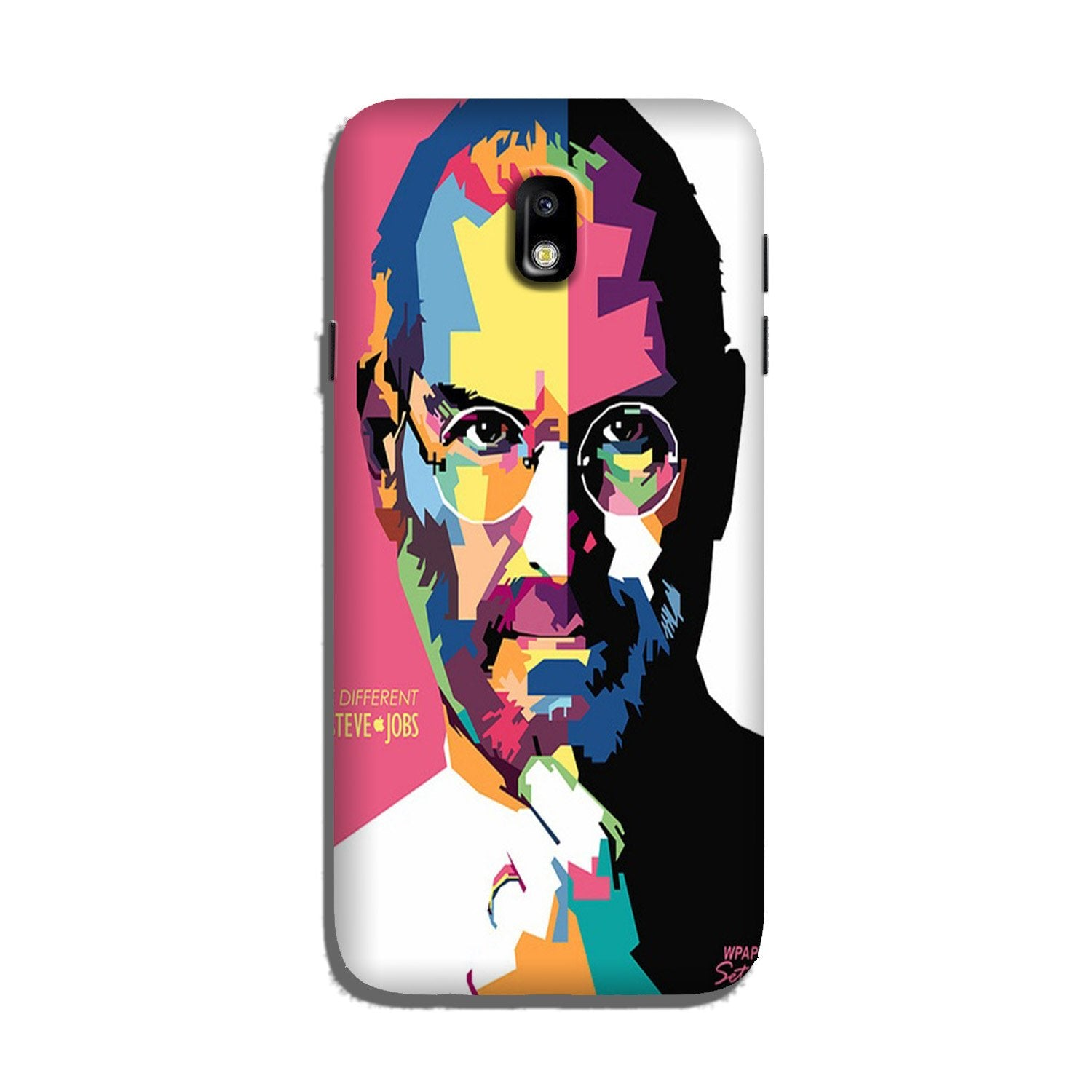 Steve Jobs Case for Galaxy J7 Pro  (Design - 132)