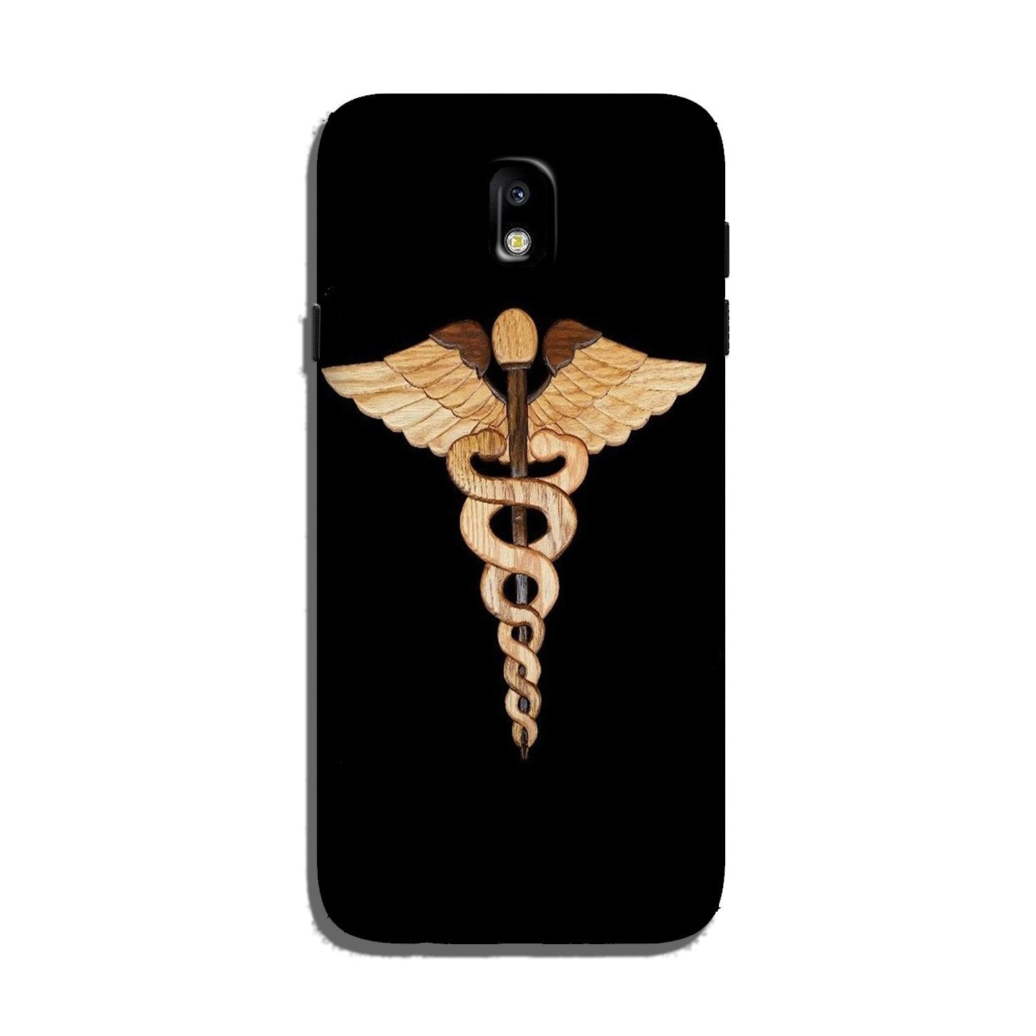 Doctor Logo Case for Galaxy J7 Pro  (Design - 134)