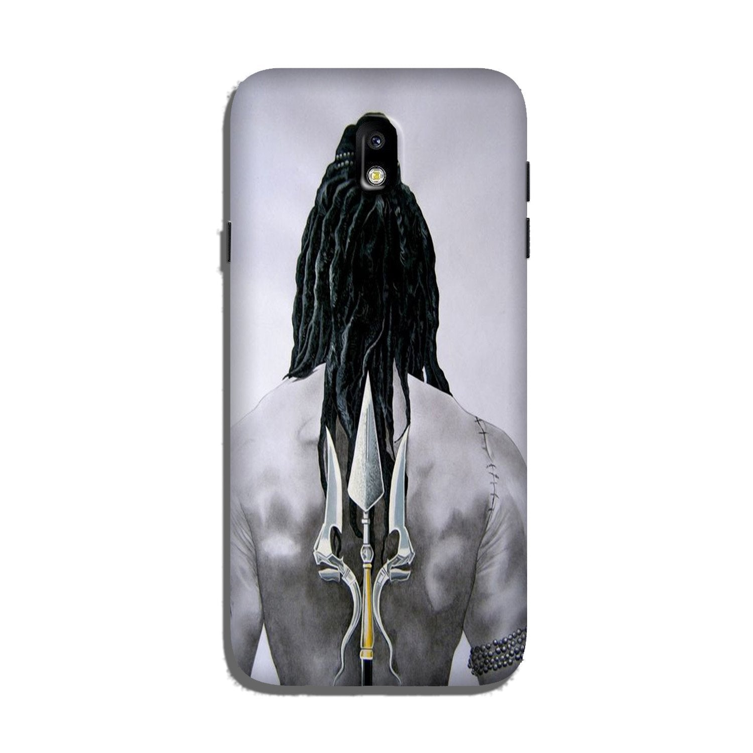 Lord Shiva Case for Galaxy J7 Pro  (Design - 135)