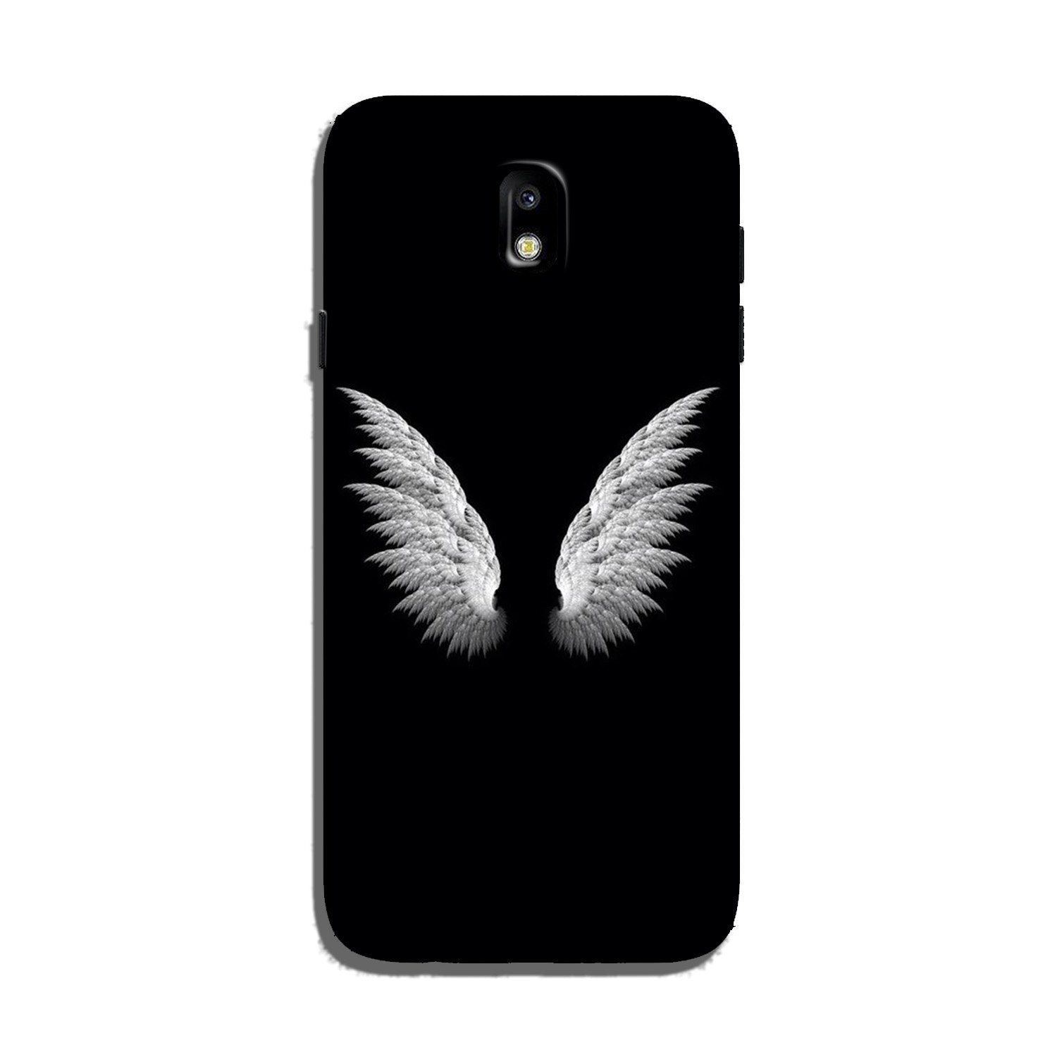 Angel Case for Galaxy J7 Pro  (Design - 142)