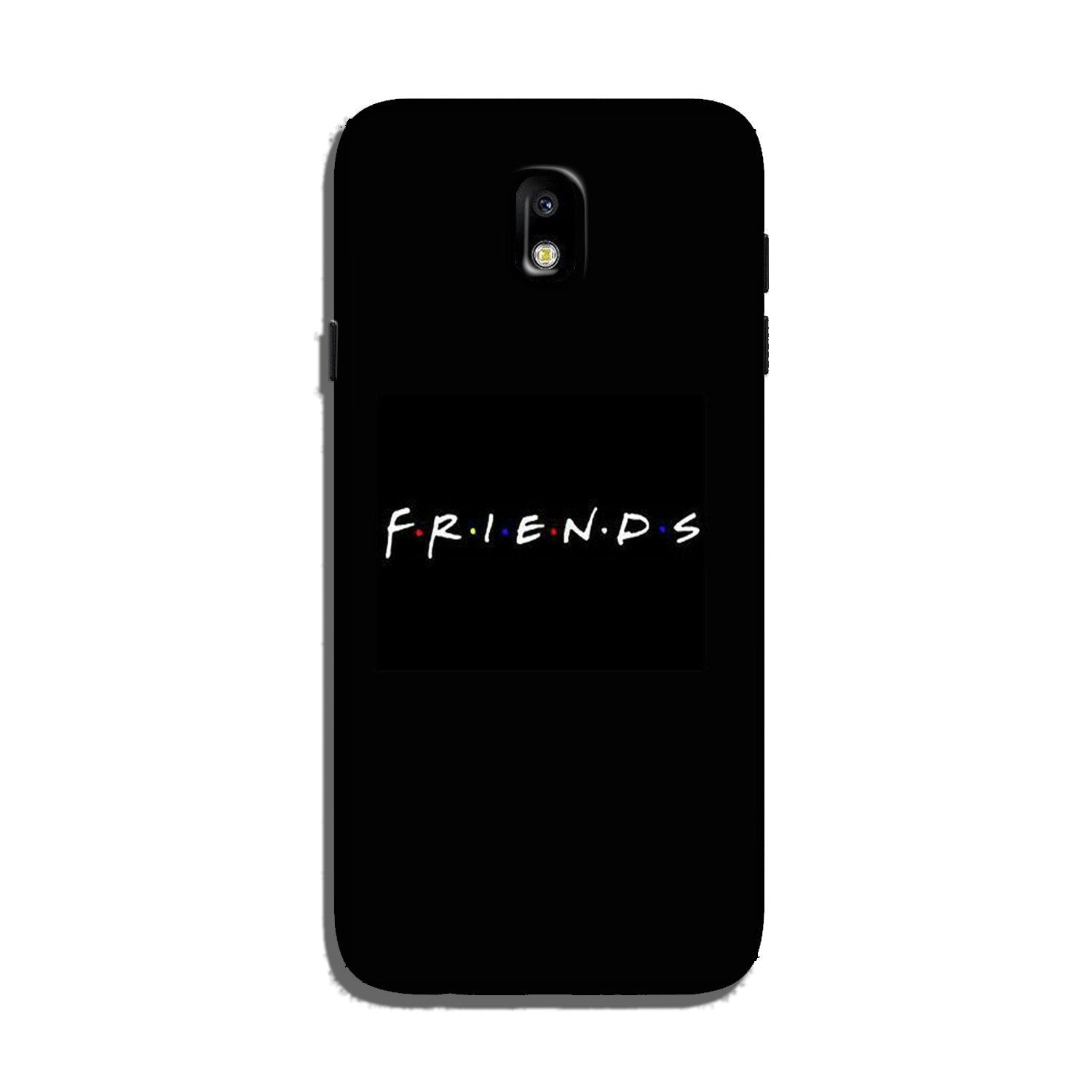 Friends Case for Galaxy J7 Pro  (Design - 143)