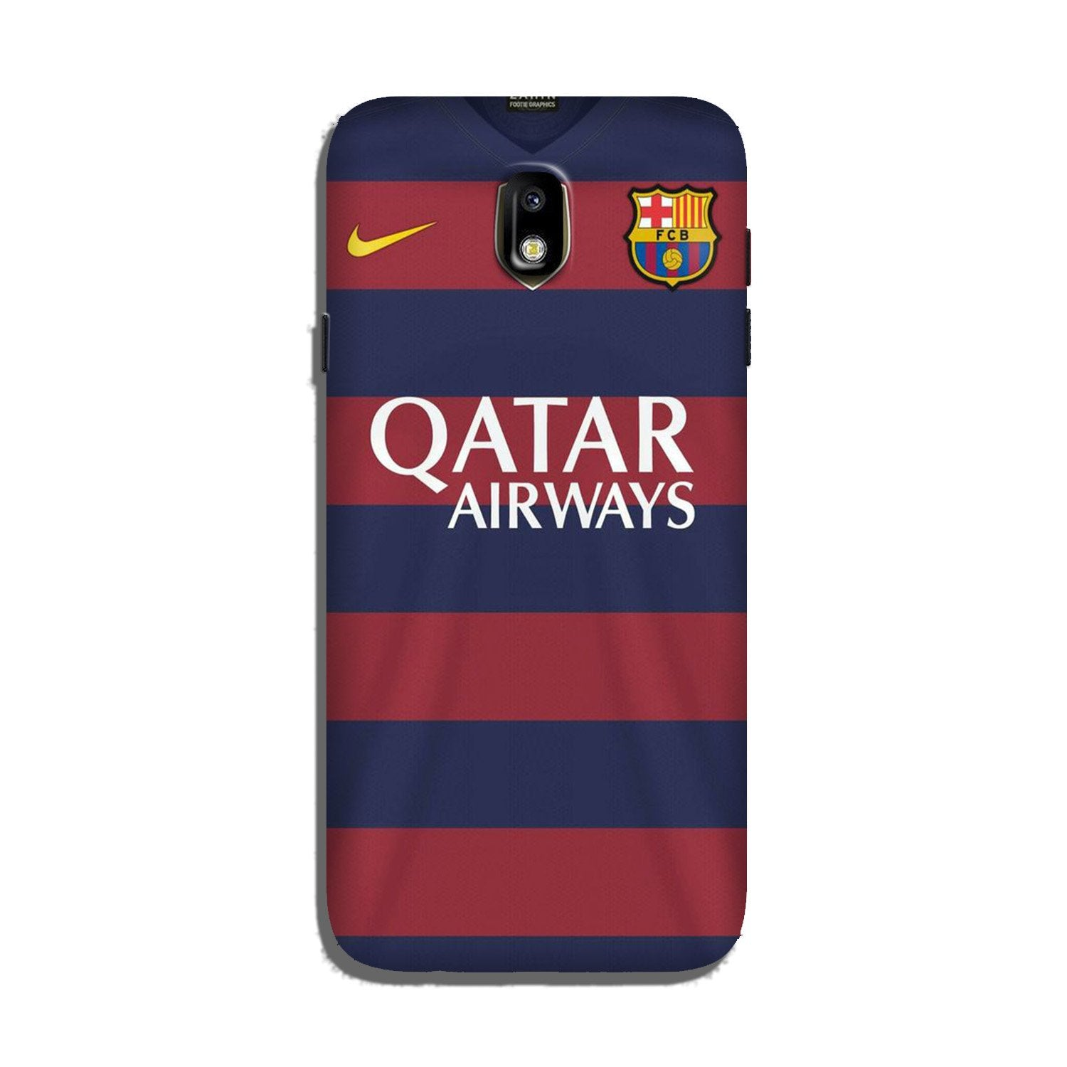 Qatar Airways Case for Galaxy J7 Pro  (Design - 160)
