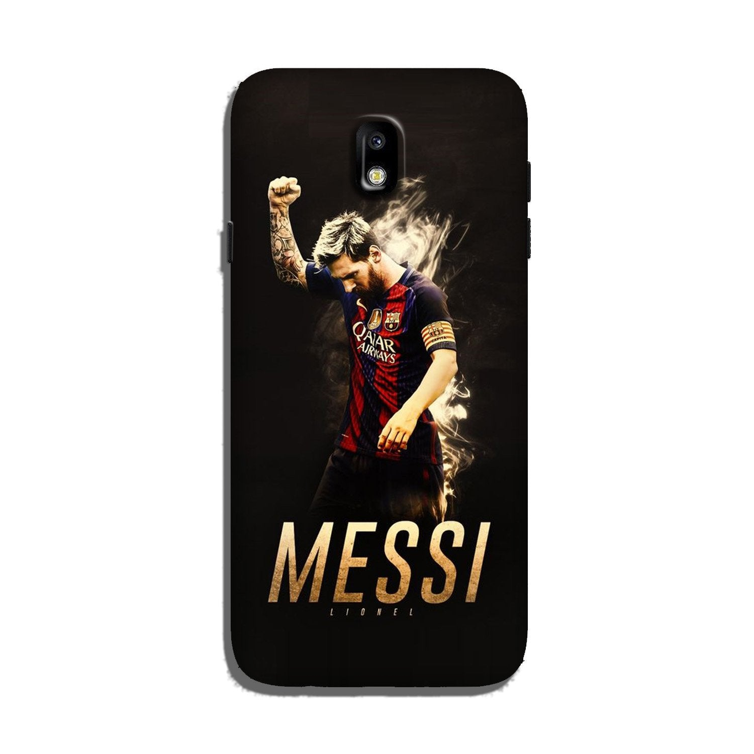 Messi Case for Galaxy J7 Pro  (Design - 163)