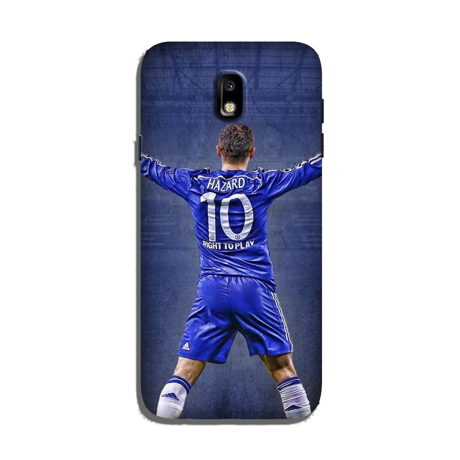 Hazard Case for Galaxy J7 Pro  (Design - 164)