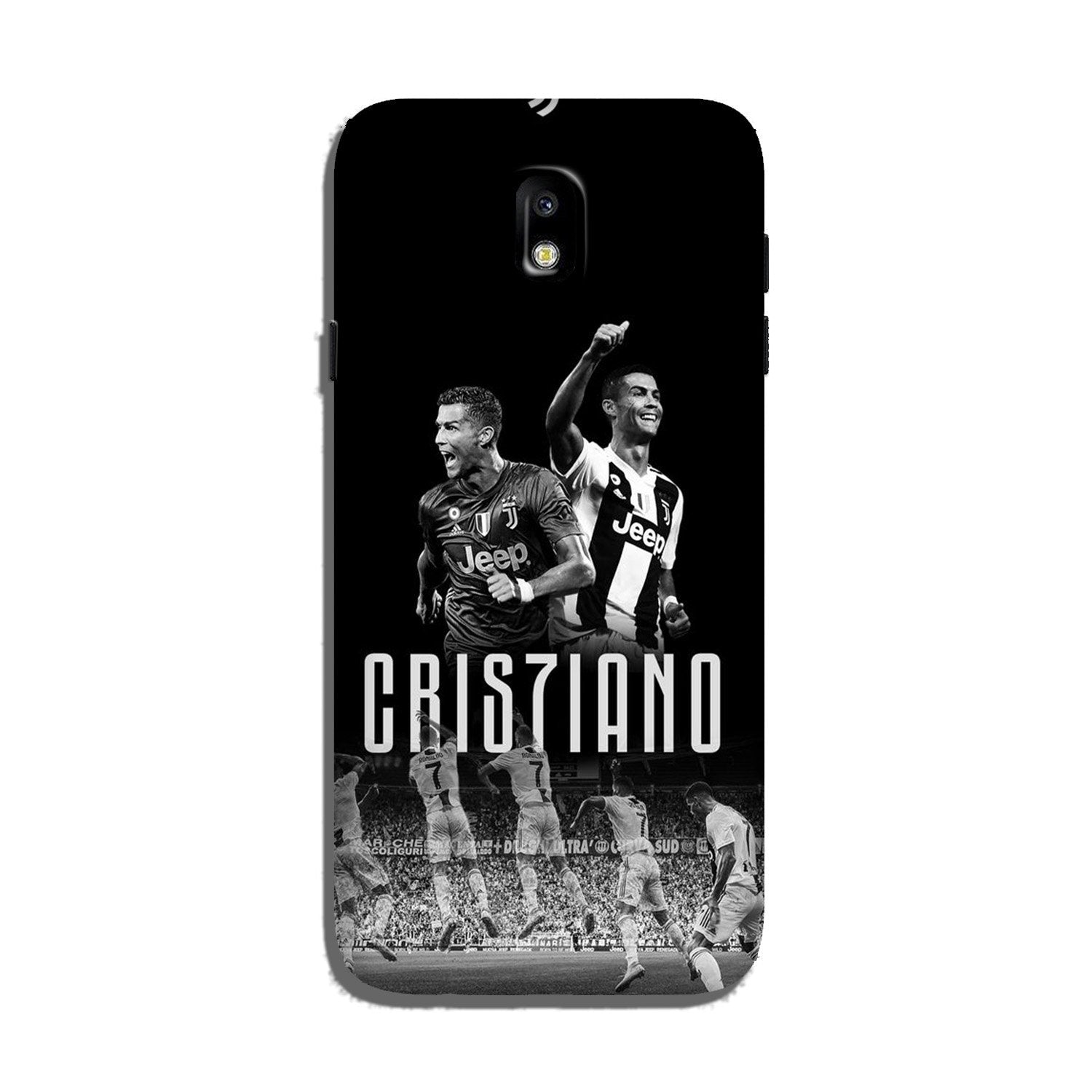 Cristiano Case for Galaxy J7 Pro  (Design - 165)