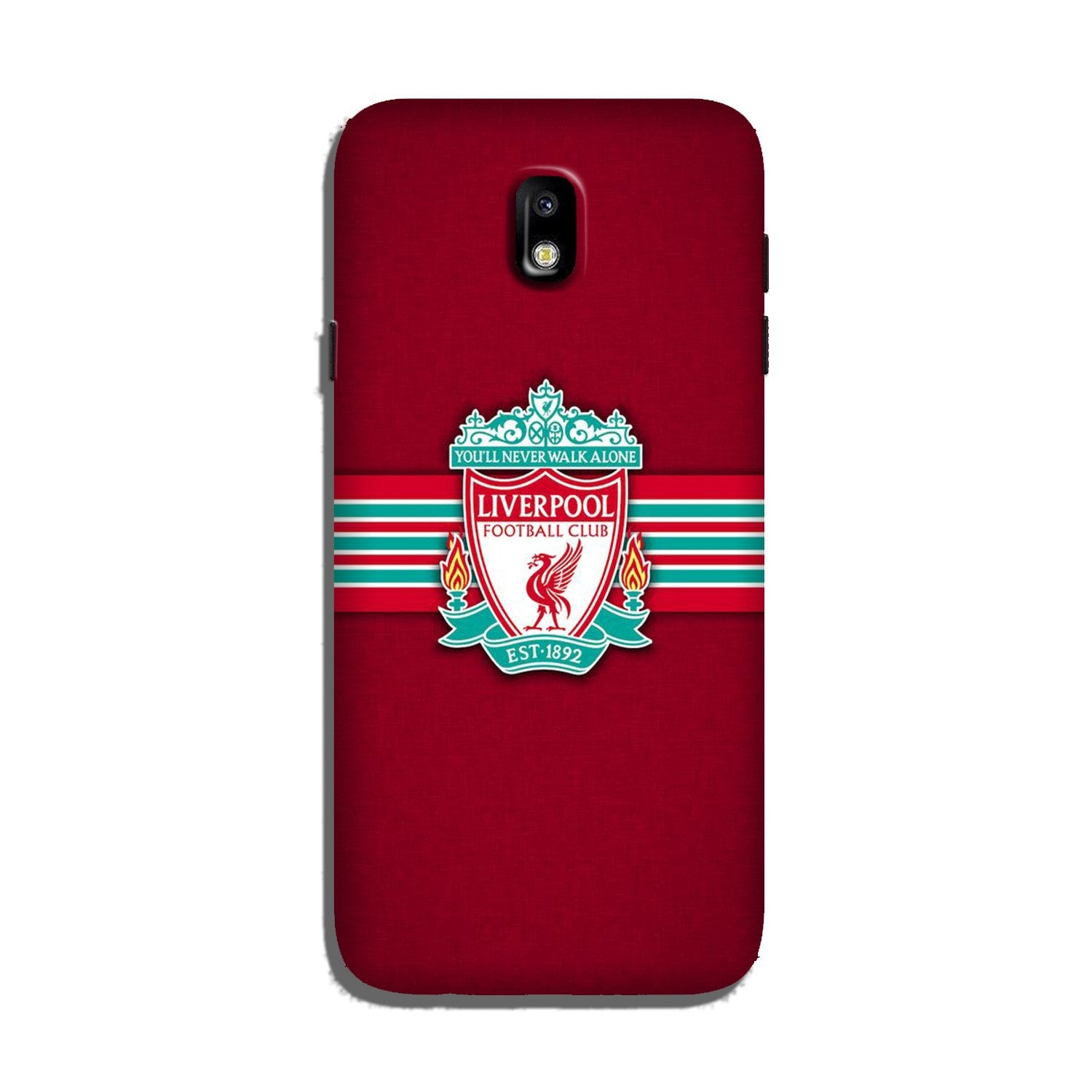 Liverpool Case for Galaxy J7 Pro  (Design - 171)