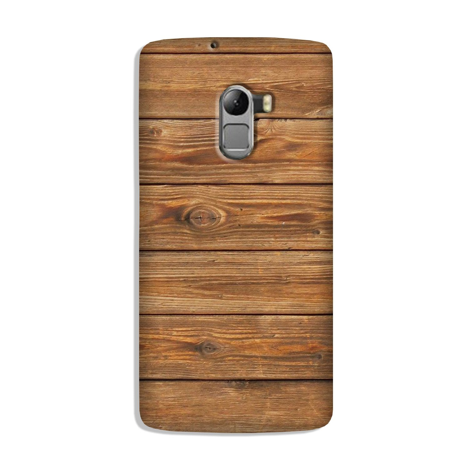 Wooden Look Case for Lenovo K4 Note  (Design - 113)
