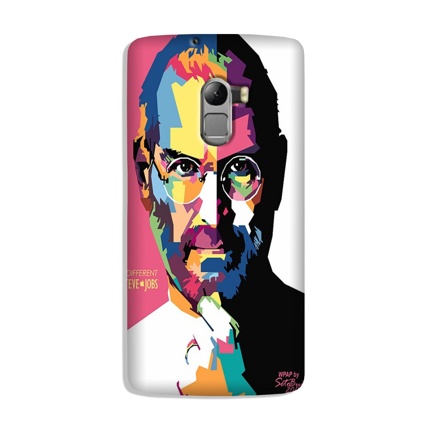 Steve Jobs Case for Lenovo K4 Note  (Design - 132)