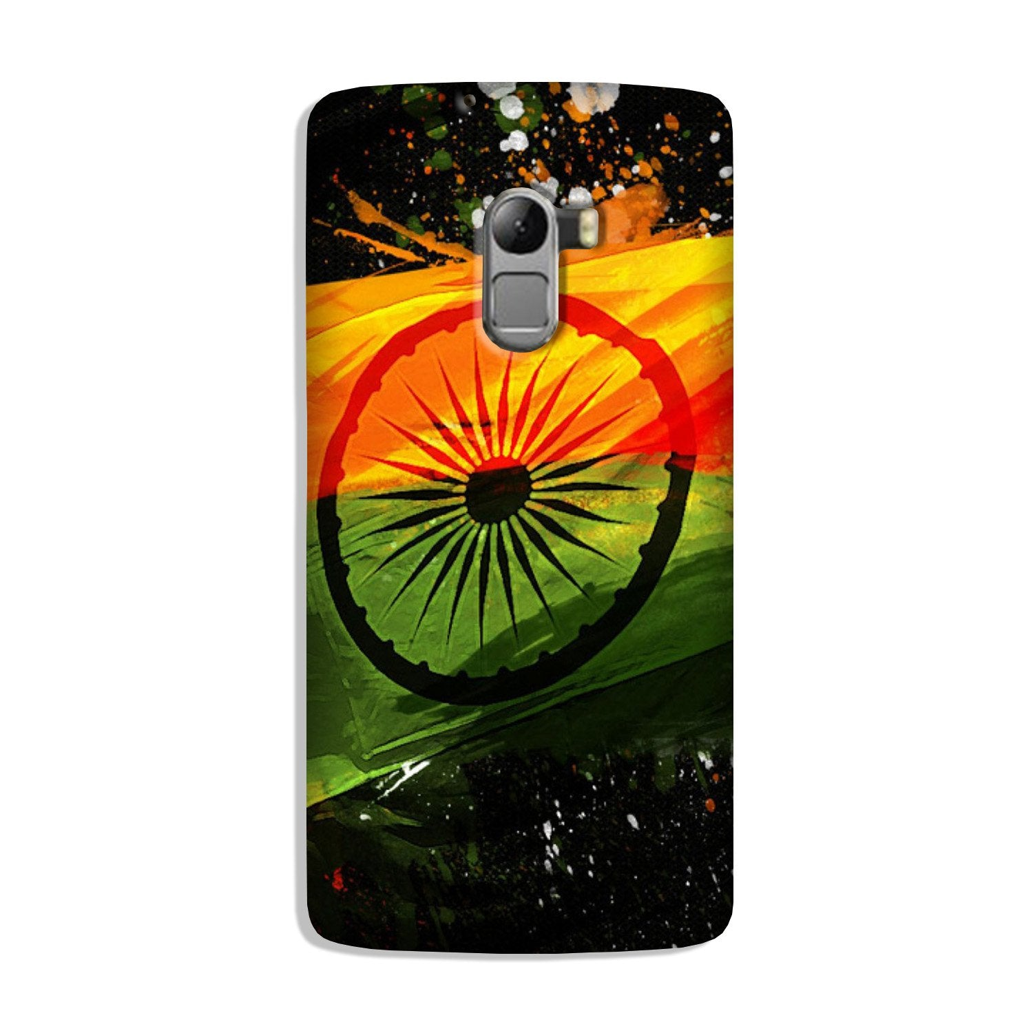 Indian Flag Case for Lenovo K4 Note  (Design - 137)