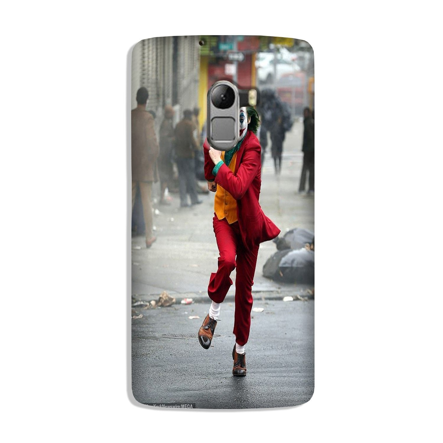 Joker Mobile Back Case for Lenovo K4 Note (Design - 303)