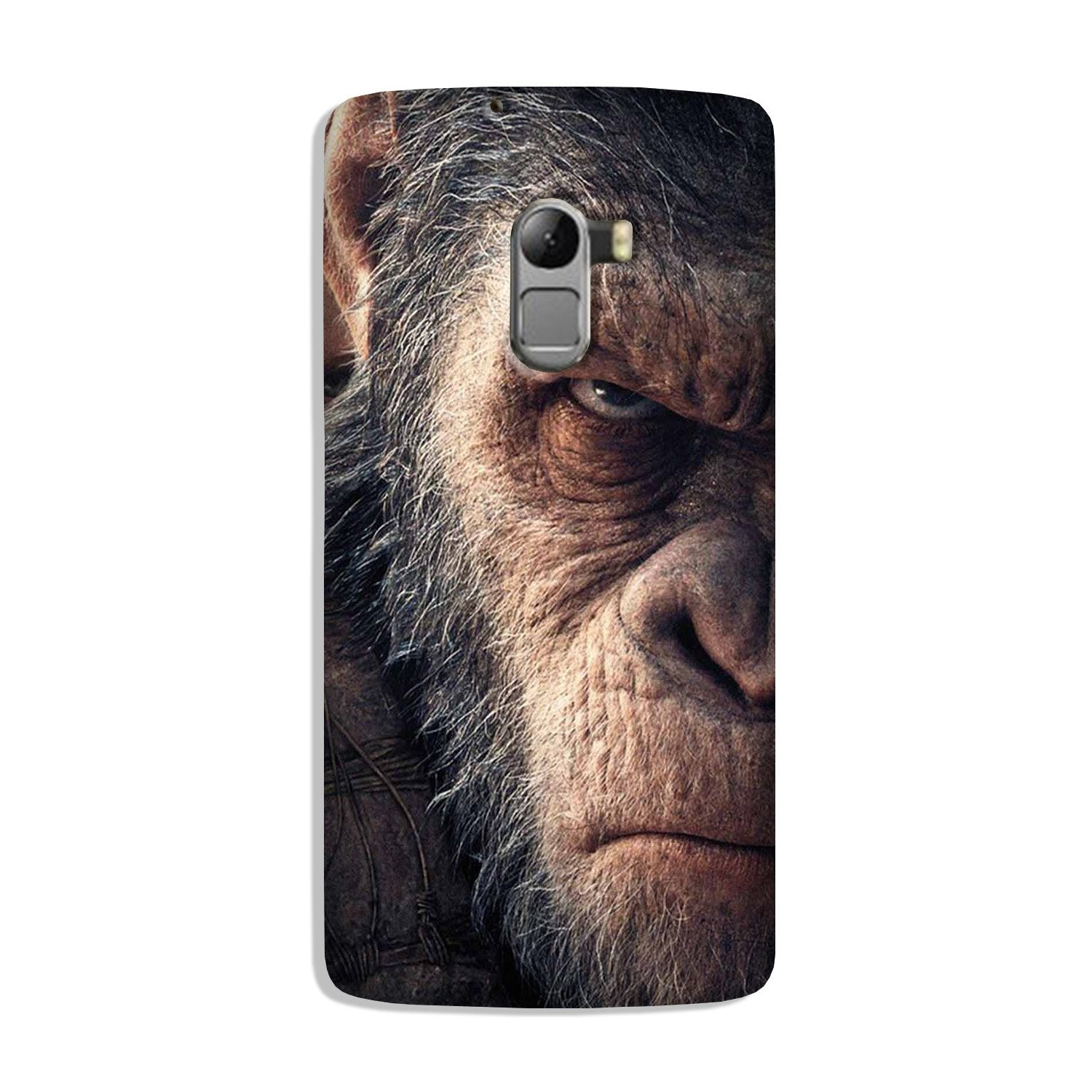 Angry Ape Mobile Back Case for Lenovo K4 Note (Design - 316)