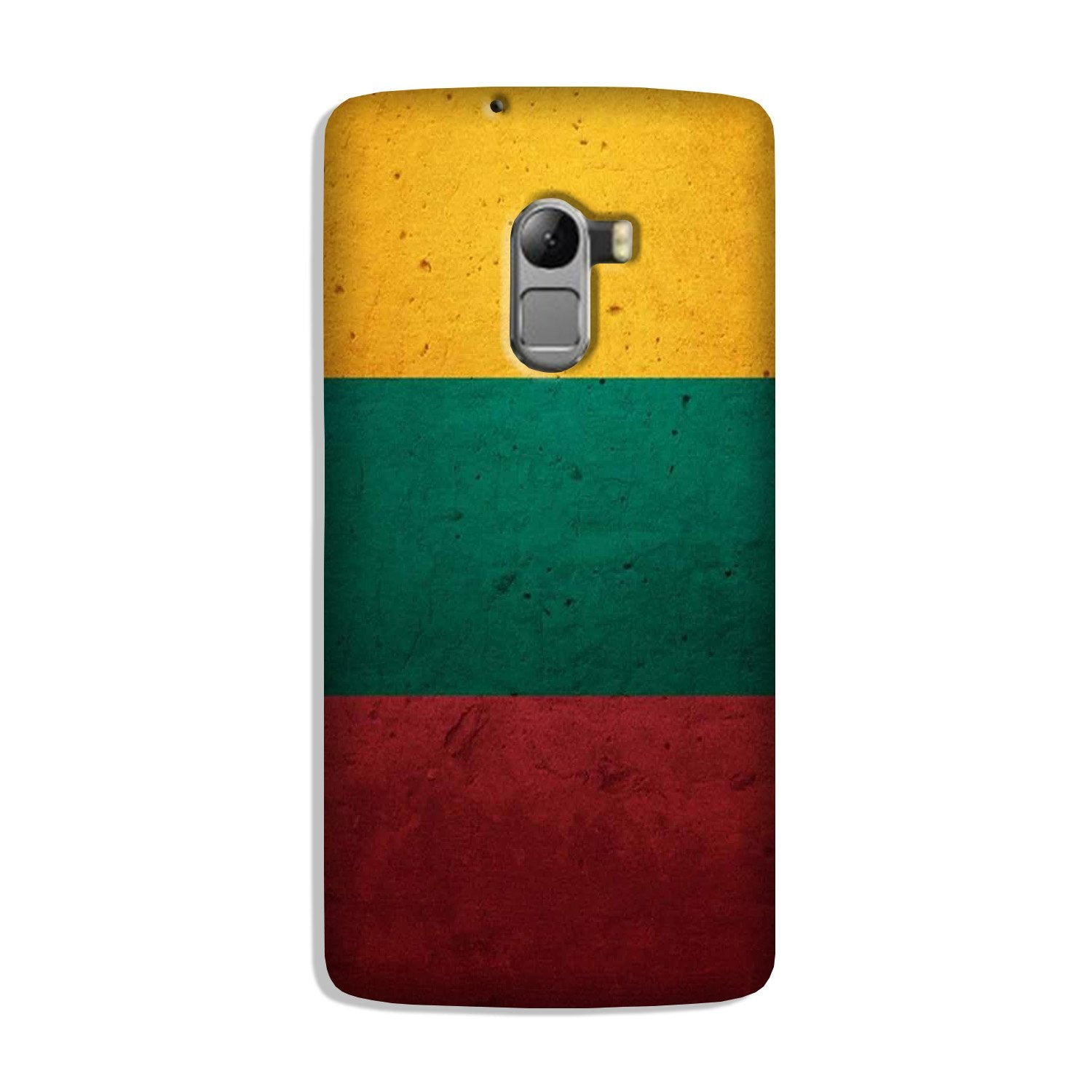 Color Pattern Mobile Back Case for Lenovo K4 Note (Design - 374)