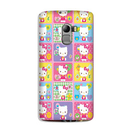 Kitty Mobile Back Case for Lenovo K4 Note (Design - 400)