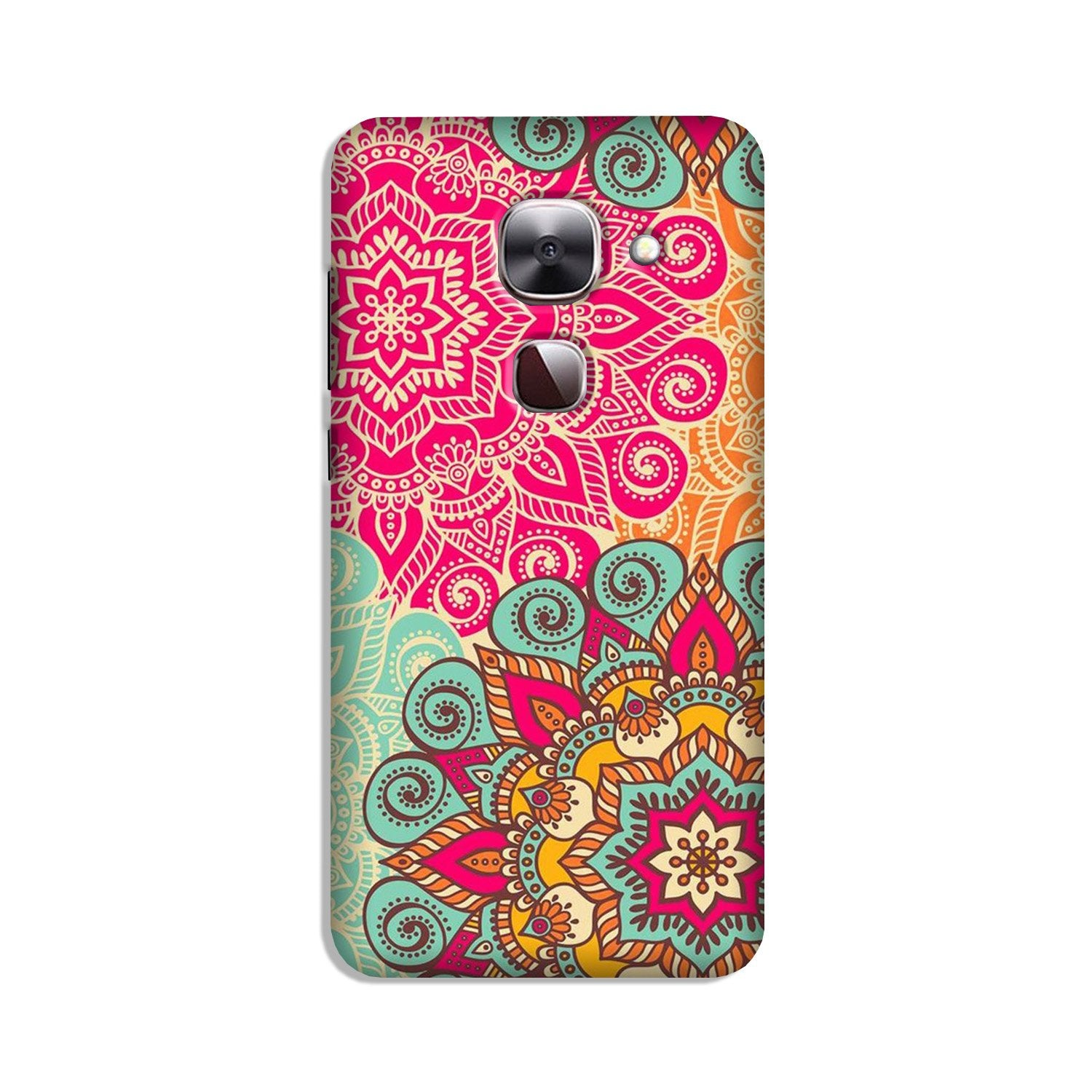 Rangoli art Case for LeEco le 2s