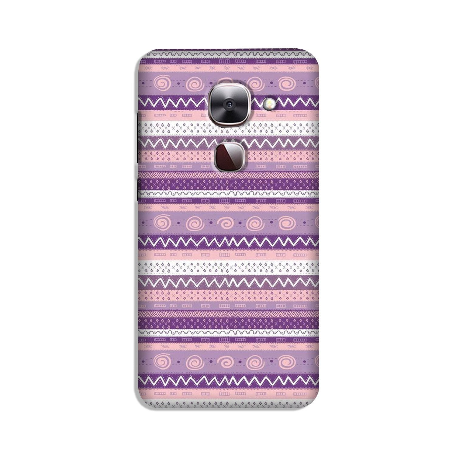 Zigzag line pattern3 Case for LeEco le 2s