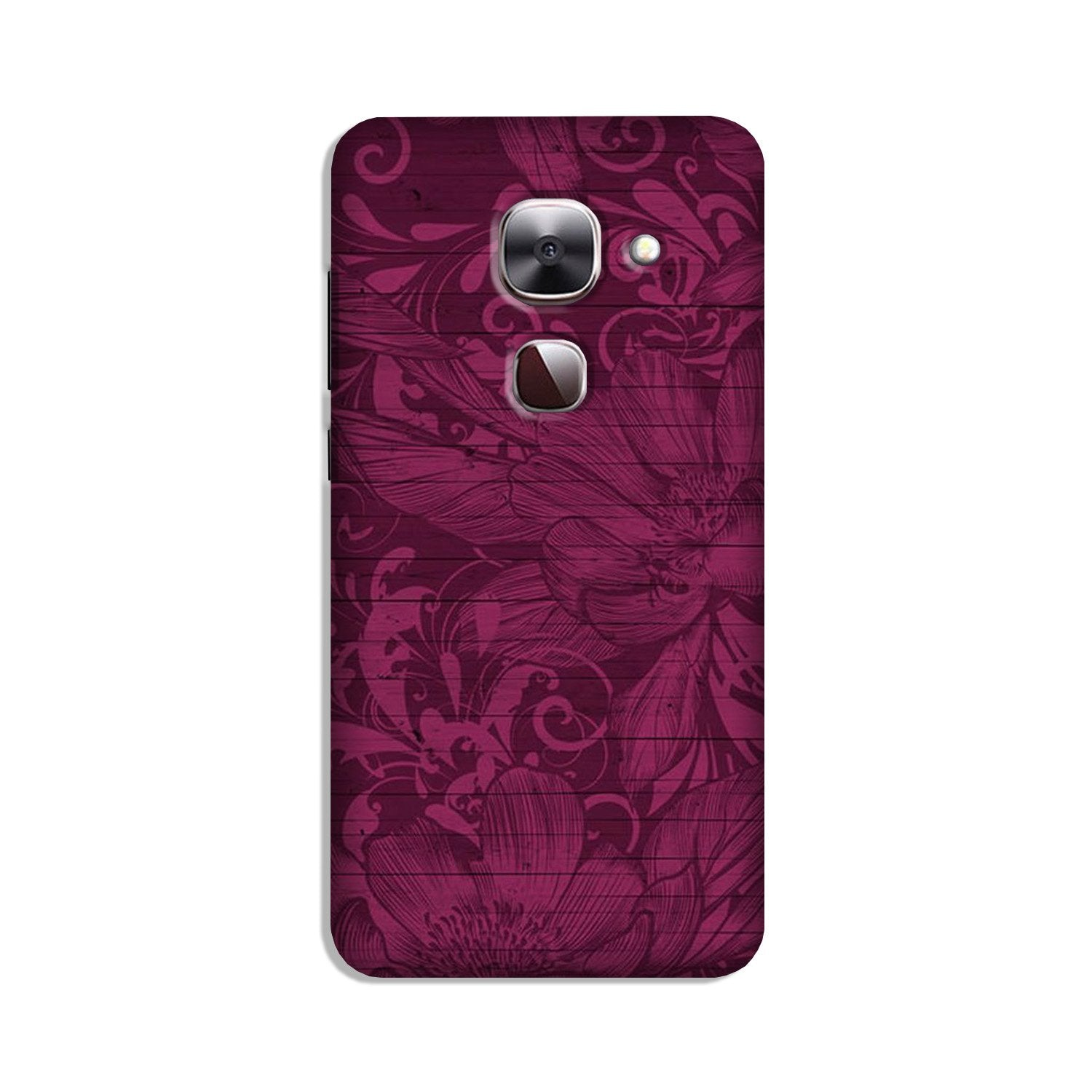 Purple Backround Case for LeEco le 2s