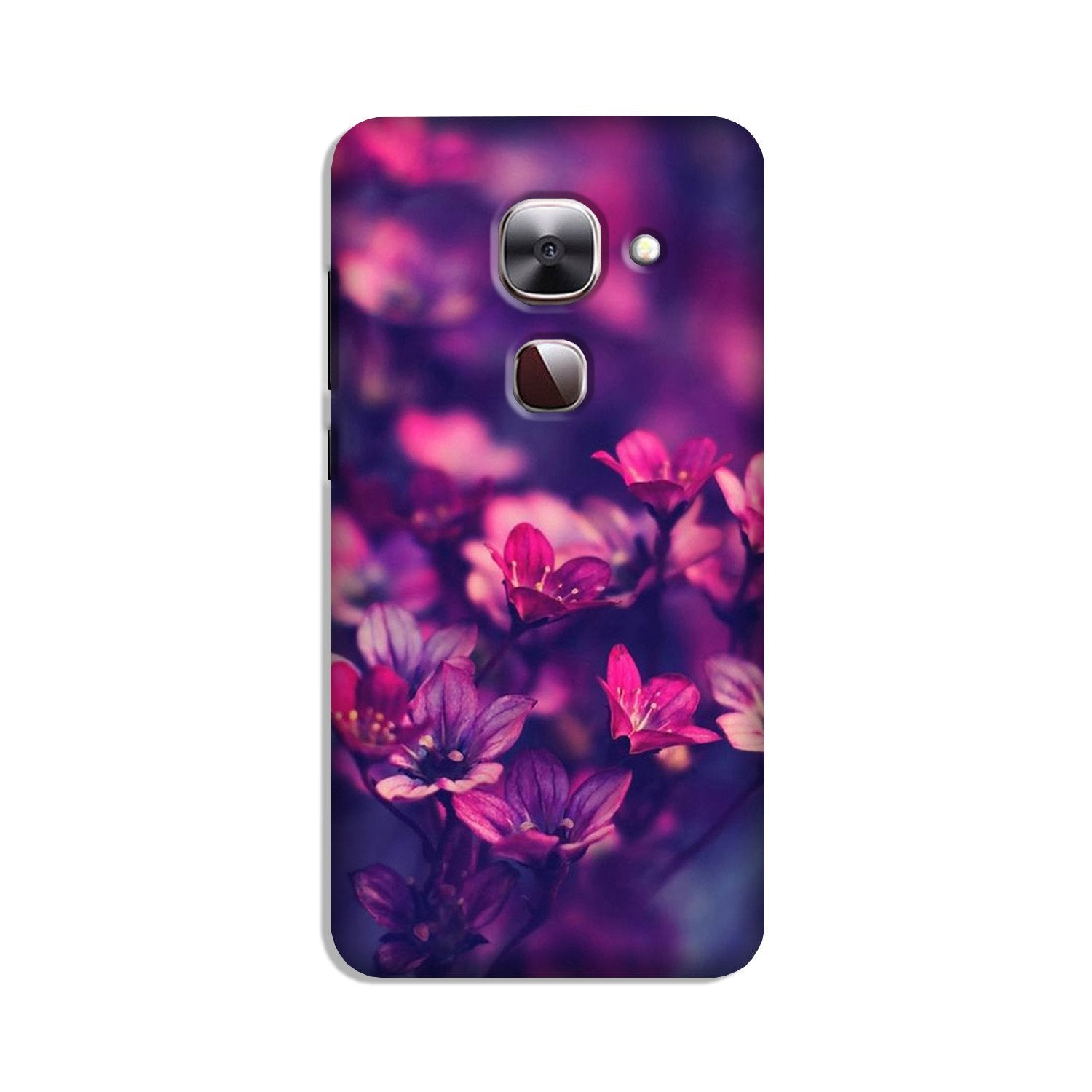 flowers Case for LeEco le 2s